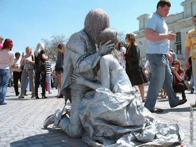 Living Statues Contest 2010
