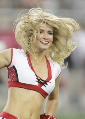NFL Cheerleaders 2010