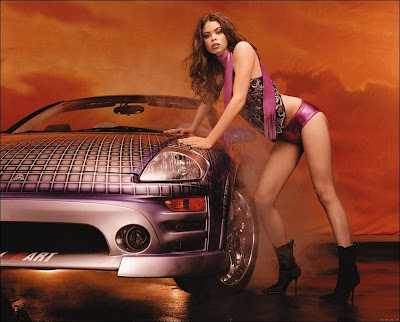 fast cars and girls wallpapers. Sexy Girls and Fast Cars