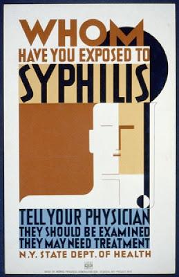 Vintage STD Propaganda Posters