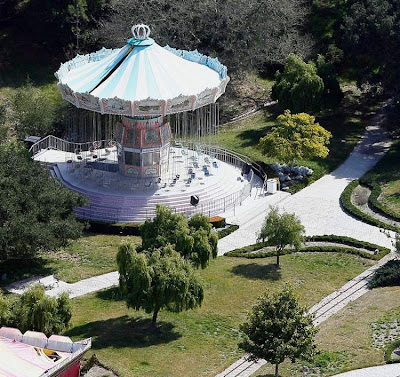 neverland ranch 17 Neverland, kediaman Michael Jackson
