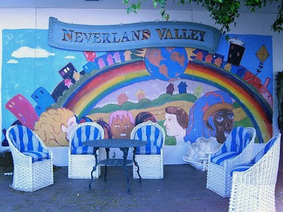 neverland ranch 14 Neverland, kediaman Michael Jackson