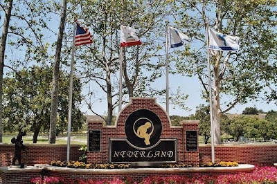 neverland ranch 03 Neverland, kediaman Michael Jackson