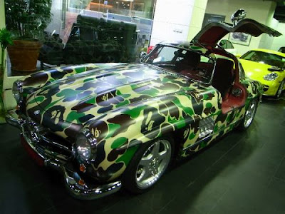 supercars camouflage 09