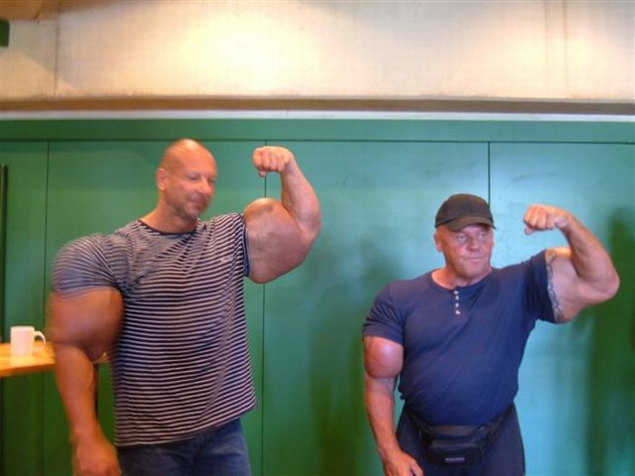 Synthol users report amazing