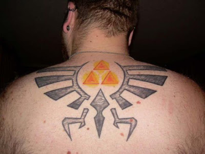 x men tattoos_19. 40 Geeky Video Game Tattoos