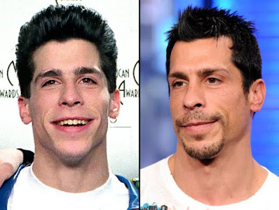teen idols then and now 11 35 Teen Idols Antes y ahora