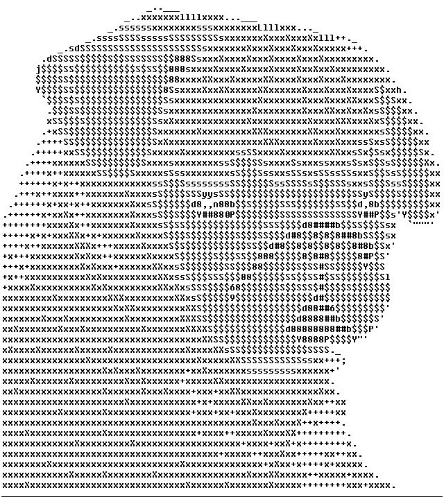 One Line Ascii Art Dog : Roflcopter ascii art
