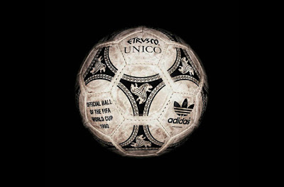 Evolution of the World Cup Ball