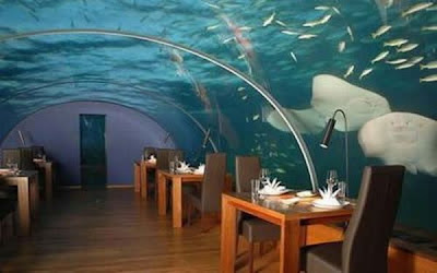 Unusual Restaurants in the World