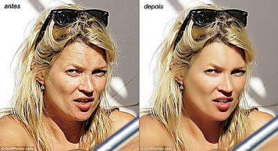 Celebrity Photo Retouching