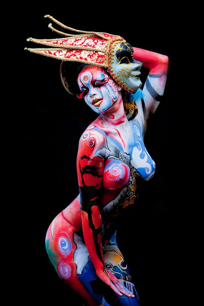 World Body Painting Festival S