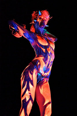 World Bodypainting Festival 2010 in Seeboden, Austria