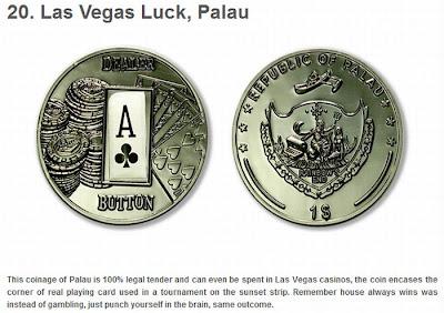 Bizarre Coins