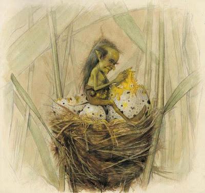 Drawings of Elves