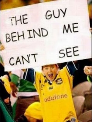 Funniest sports signs