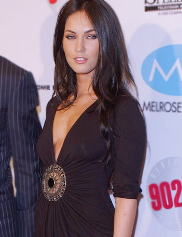 megan fox hair highlights. megan fox hair. 4God