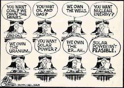 Solar Power isn't Feasible!