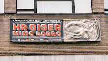 HR Giger in Prague 2005