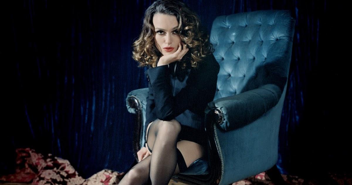 Celebrity Hosiery: Keira Knightley