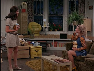 Mary Tyler Moore Show Apartment