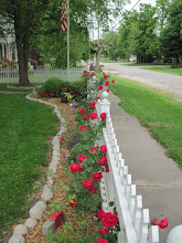 The Picket Fence at the Cape House