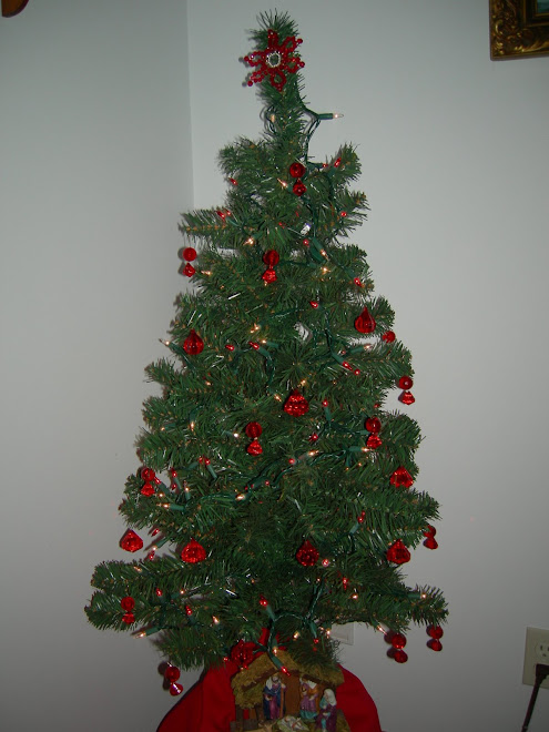 "My ""Ruby"" Anniversary Tree!!"