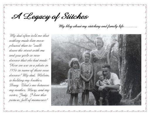 A Legacy of Stitches