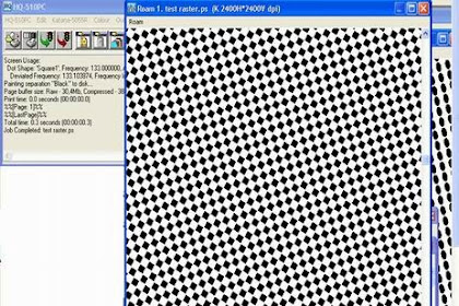 Screen  Halftone