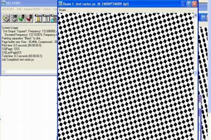 Screen  Halftone