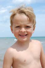 My amazing wonder-boy!