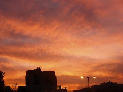 закат, Uma Barzy