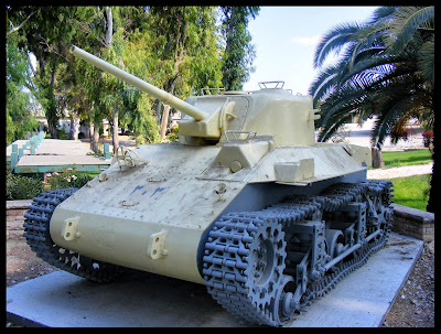египетский танк