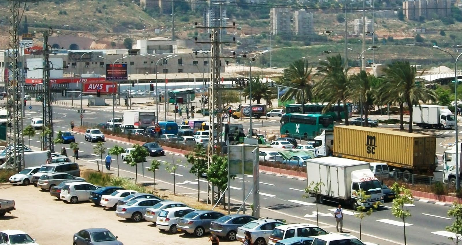 checkpost haifa