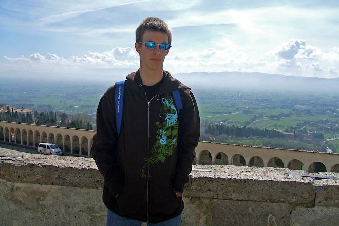 Matt in Europe