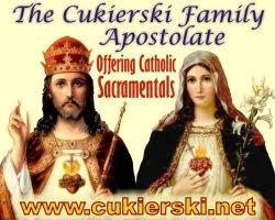 Cukierski Sacramentals