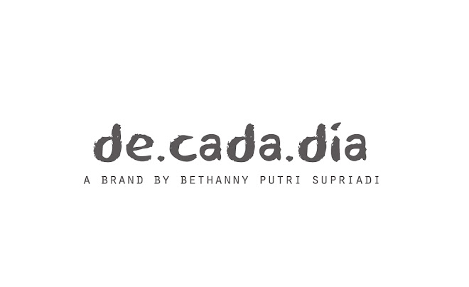 de.cada.dia official blog store