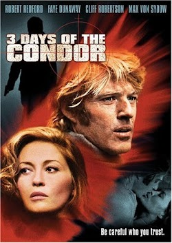 Three Days Of The Condor - 3 Days Of The Condor (1975) Poster