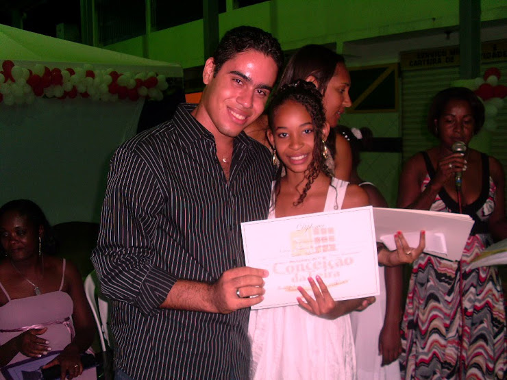 FORMATURA DA 4ª SÉRIE 2009