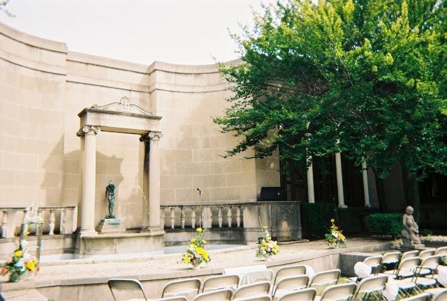 Cleveland Wedding Planner Kirkbrides A Garden Wedding