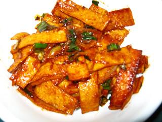Craft nest korean fish cake side dish for Korean fish cake