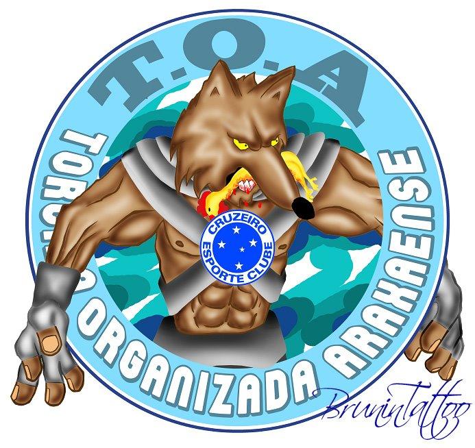 T.O.A - Torcida Organizada Araxaense
