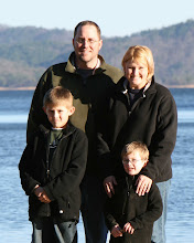 Roger Garrett and Family