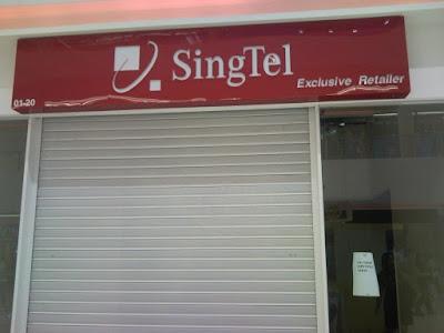 NemesisV: M1 to replace SingTel shop in Kallang Leisure Park