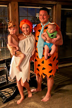 Flintstones Family Halloween Costumes