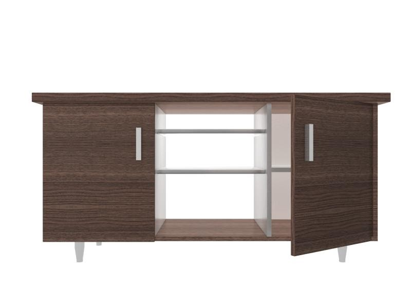 Dise o fl mueble para living for Muebles para living