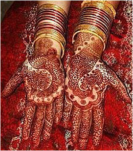 Moroccan beauty secrets: Moroccan Henna. Khaleeji Henna. Indian Henna.