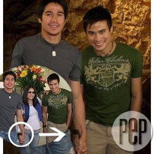 Sam Milby and Piolo Pascual Gay