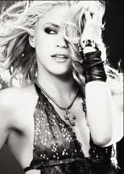 shakira 01 Shakira e Pitbull Rabiosa