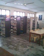 PERPUSTAKAAN(图书馆)